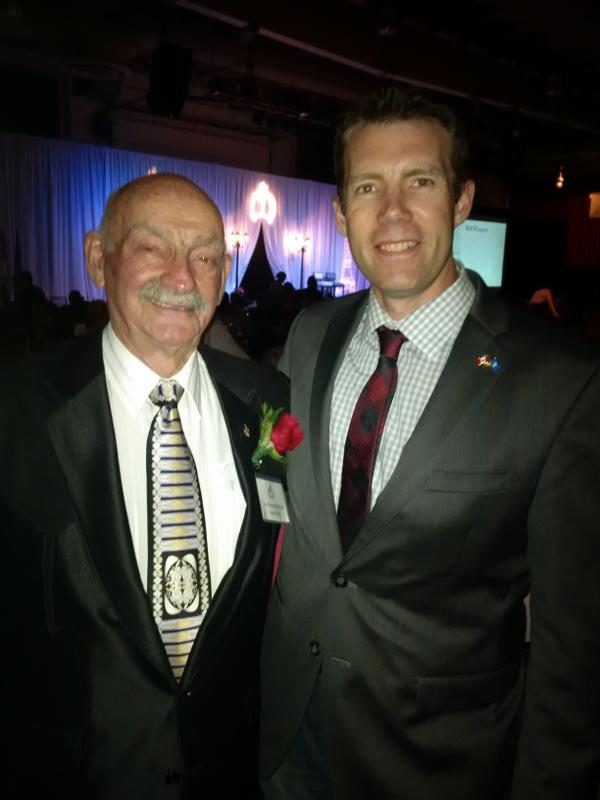 15.05.29 Bearcat Murray inducted into Alberta Sport Hall of Fame