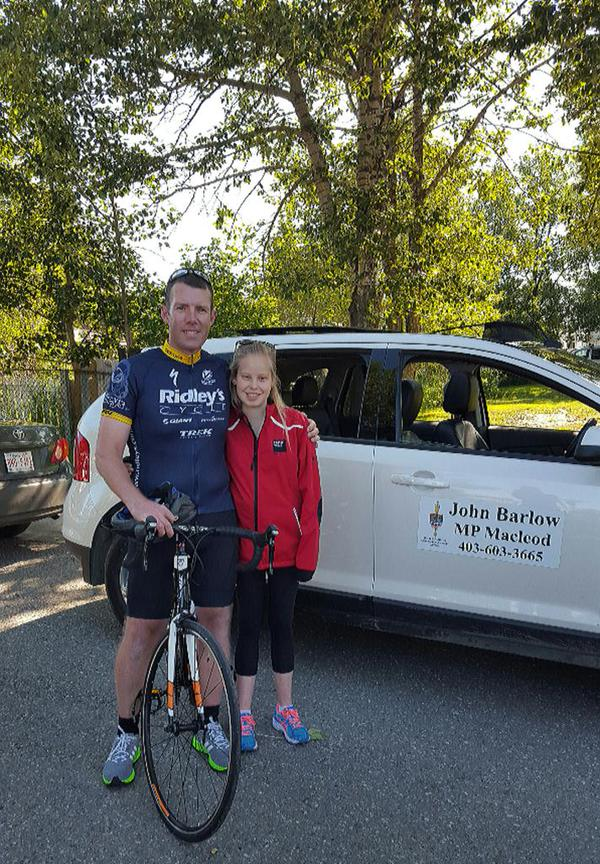 15.07.18 Ride for Horizon with Nicole Wuetherick